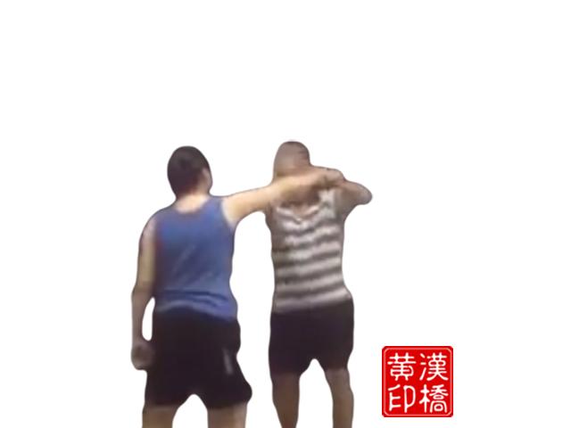 Taiji subdues a dagger by : 带马归槽