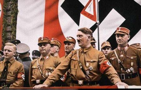 希特勒为何要屠杀尤太人 (Jews)