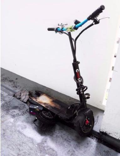 时时评论:如何预防滑板车着火?