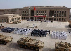 时事评论:中国第一个海外军事基地《吉布提》