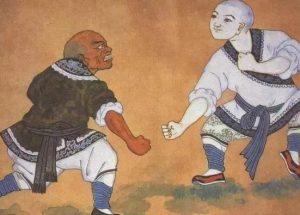 武坛二则:徐晓东与谢雷!