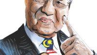 时事评论:马哈迪《骑虎难下》!