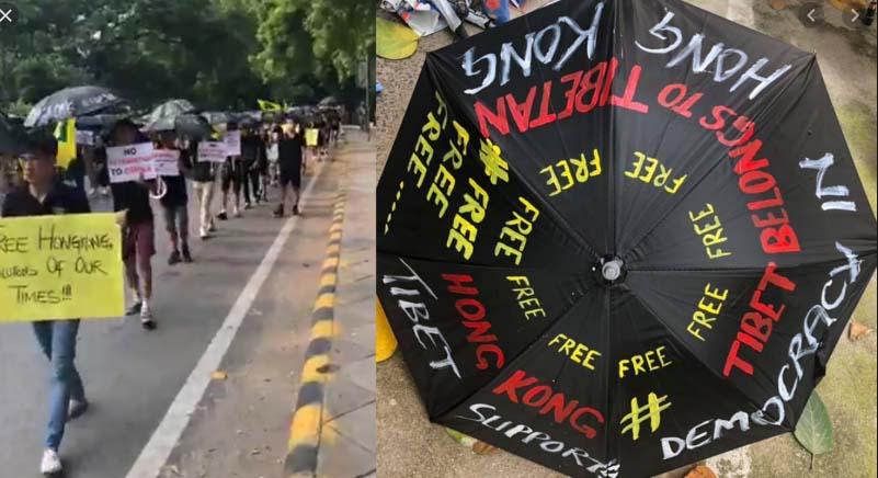 时事评论:香港的动荡局势,何去何从?