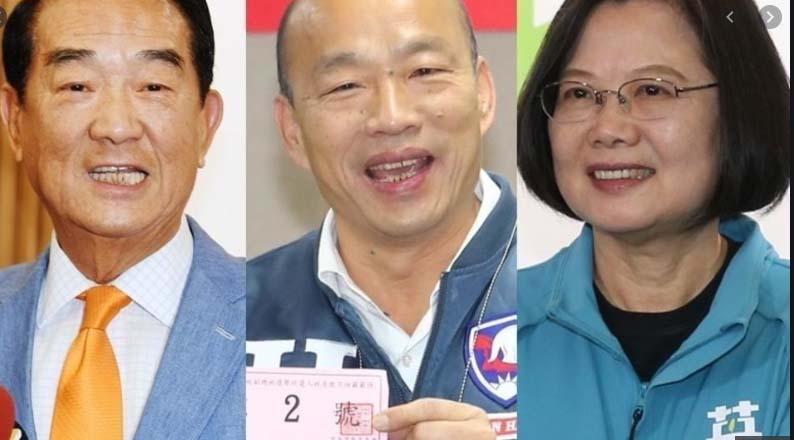 2020 年台湾大选的解读