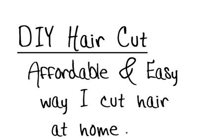 An impossible mission: 盲侠 DIY hair-cut