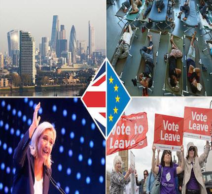 时事评论:英国脱欧与美国大选