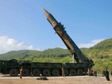 时事评论:The missile probe from North Korea