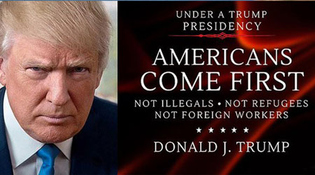 时事评论:特朗普的《美国至上(America first) 》